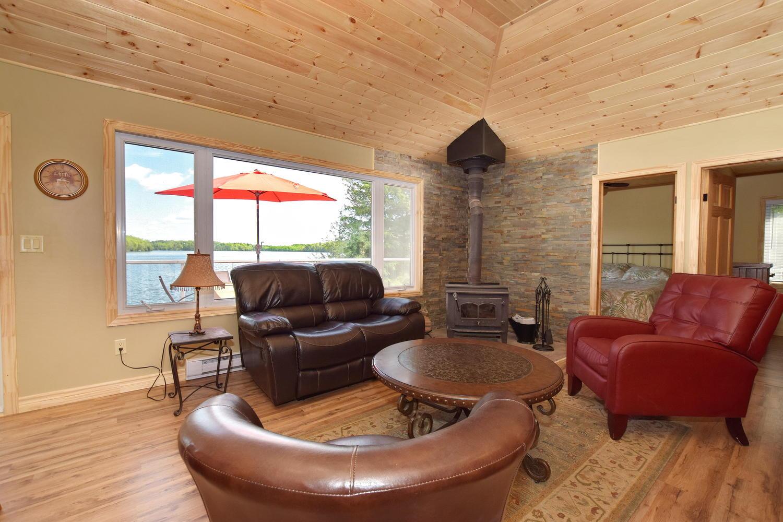 big clear lake cottage rental